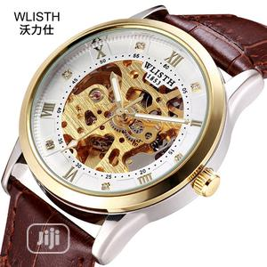 WLISTH Automatic Men's Mechanical Watch | Watches for sale in Lagos State, Victoria Island