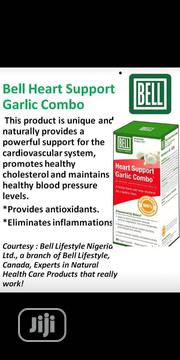 Heart Support Garlic Combo | Vitamins & Supplements for sale in Lagos State, Ikeja