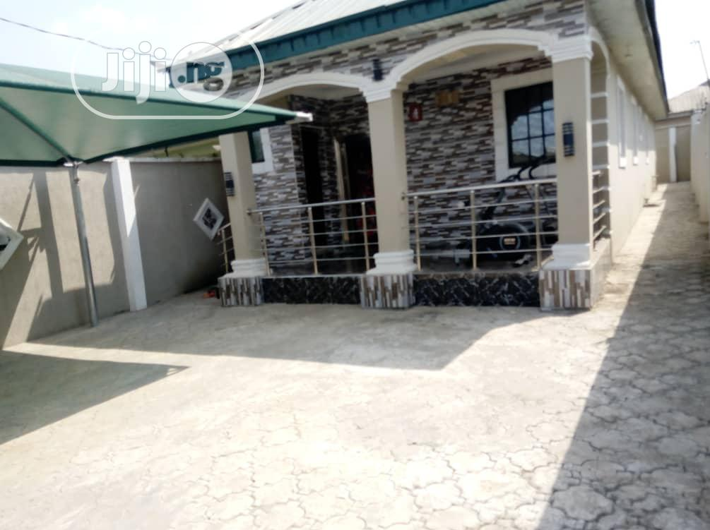 Archive Newly Built 3bedroom Bungalow On Half Plot Ait Alagbado For Sale In Ifako Ijaiye Houses Apartments For Sale Majiyan Real Estate Jiji Ng