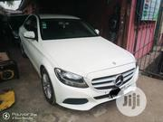 Mercedes-Benz C200 2015 White | Cars for sale in Lagos State, Ikeja