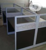This Is Workstation Office Table Four Seaters With Four Mobile Drawers   Furniture for sale in Lagos State, Ikeja