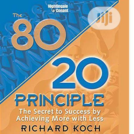 80/20 Principle.Free Delivery