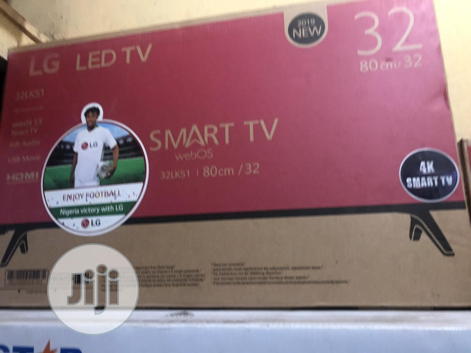 LG 32inchs Led Smart With Good Quality Products