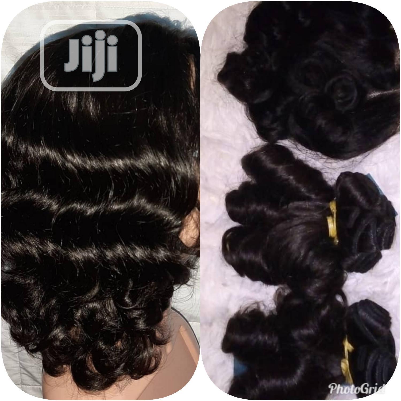 Bouncy Deep Curls