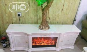 Executive Fireplace Tv Stand