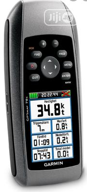 GARMIN GPSMAP 78s Marine-friendly Handheld GPS Receiver NEW | Vehicle Parts & Accessories for sale in Oyo State, Ibadan