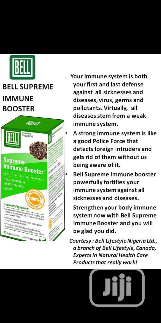 Supreme Immune For Strong Immune System And Prevention Of Dishes