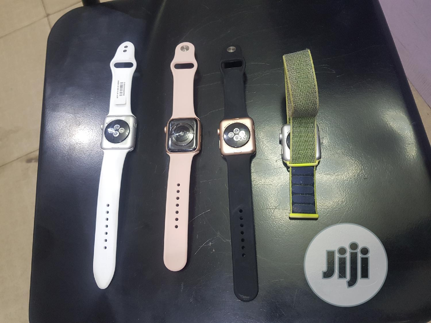 Uk Used Iwatch Series 3 42mm Gps With Cellular