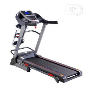 Brand New 2.5hp Bluetooth App Technofitness Treadmills   Sports Equipment for sale in Lagos State, Lekki