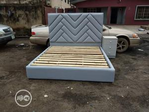 Bed Frame With 2 Bed Side   Furniture for sale in Lagos State, Mushin