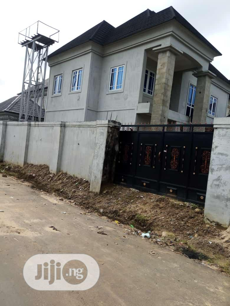 4 Bedroom Duplex For Sale In Mgvuoba By Location Back Of Sizzlers PH | Houses & Apartments For Sale for sale in Port-Harcourt, Rivers State, Nigeria