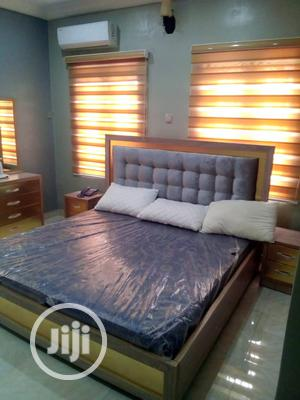 Modern Bed Frames With 2 Bed Side   Furniture for sale in Lagos State, Mushin