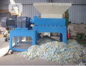 Shredding Machine - Plastics, PET, Aluminium Cans, Rubber Tyres, Etc