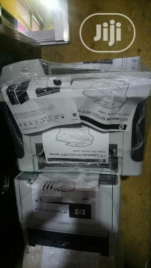 Hp Laserjet 1522mfp Prints,Scanner and Photocopy   Printers & Scanners for sale in Lagos State, Gbagada