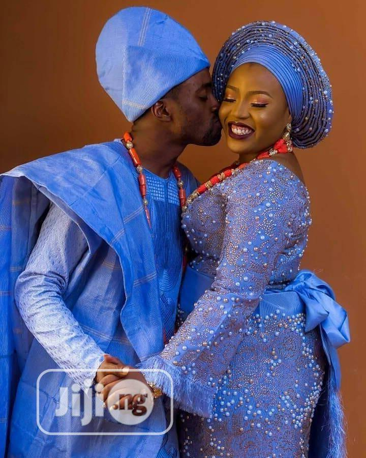 Bride Groom Stoned Wear | Clothing for sale in Lagos Island, Lagos State, Nigeria