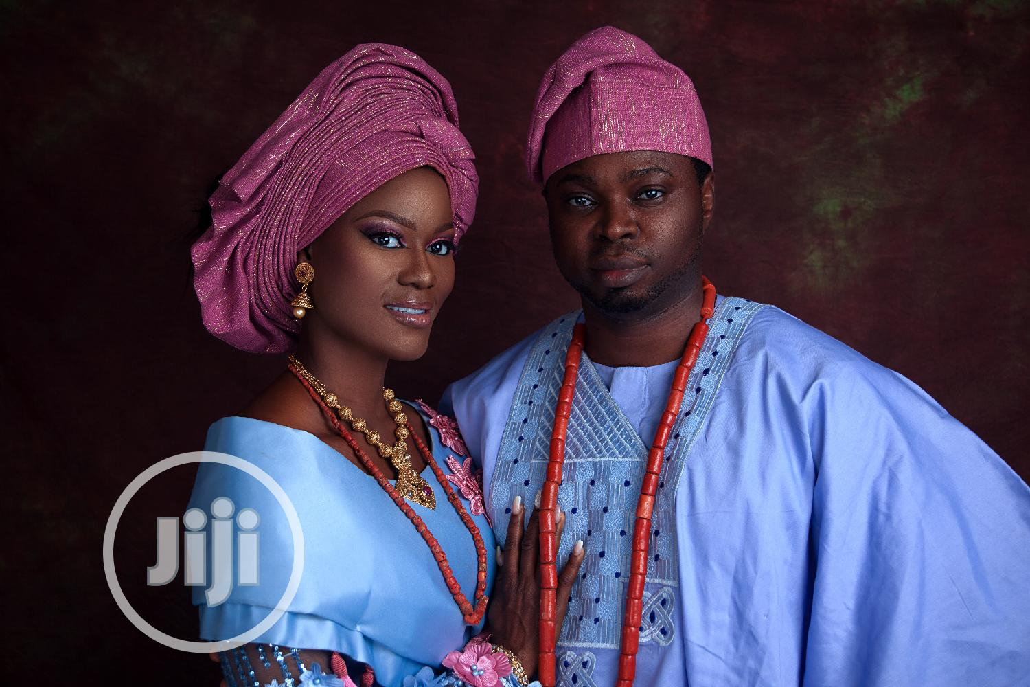 Professional Wedding Photographer & Cinematographer | Photography & Video Services for sale in Magodo, Lagos State, Nigeria