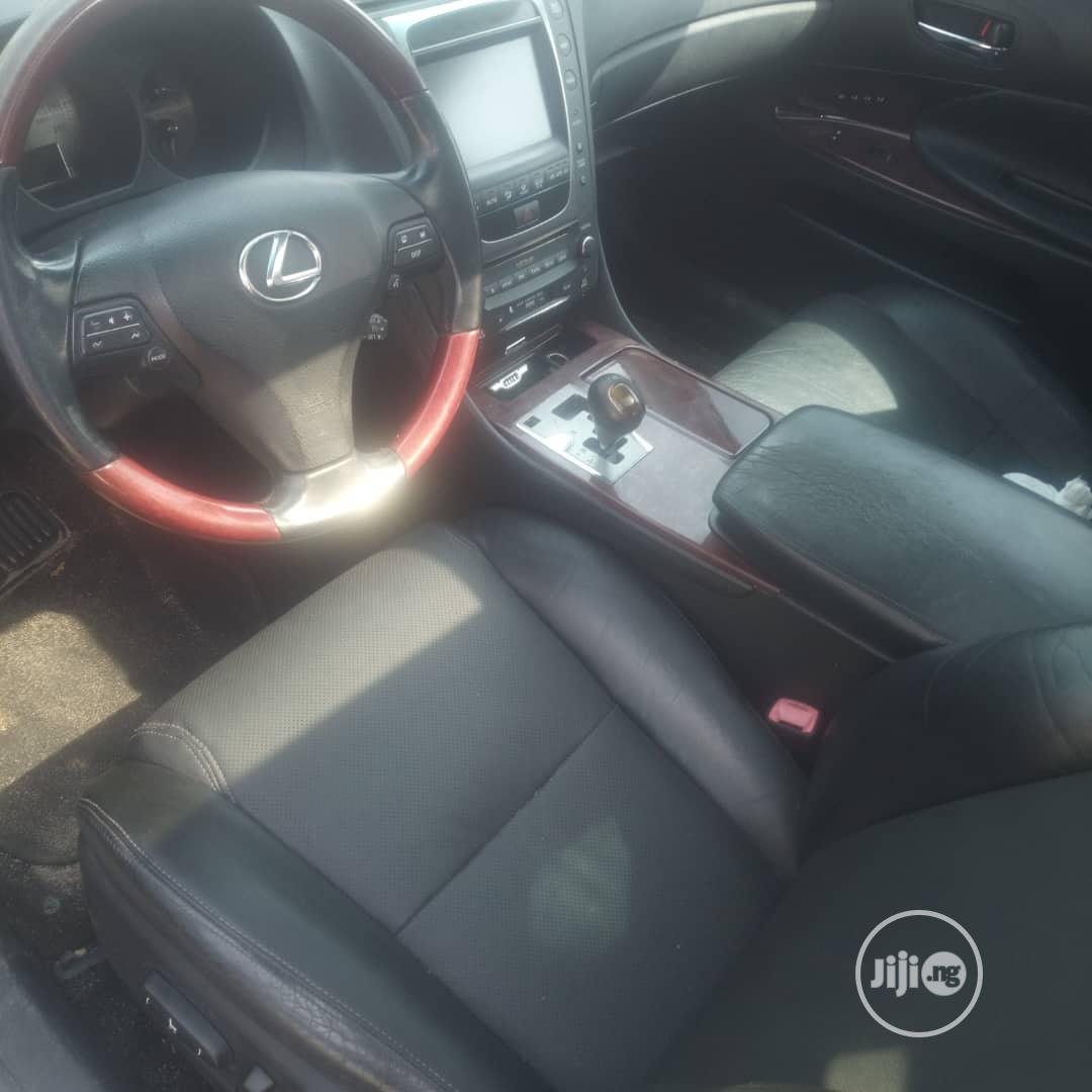 Archive: Lexus GS 350 2008 Black