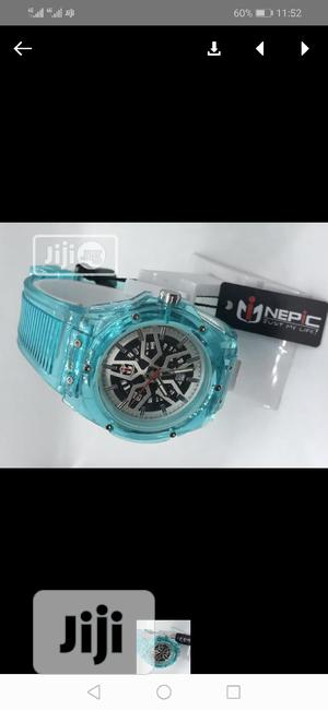 Nepic Rubber Strap Watch | Watches for sale in Lagos State