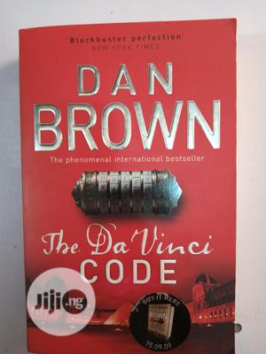 The Davinci Code Dan Brown   Books & Games for sale in Lagos State, Surulere