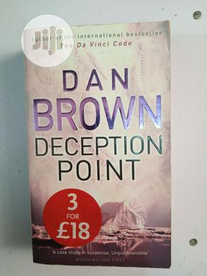 Deception Point By Dan Brown   Books & Games for sale in Lagos State, Surulere