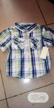 Boys Shirt With Two Pockets   Children's Clothing for sale in Lagos State, Ikorodu