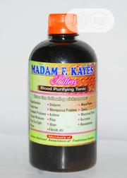 Madam F. Kayes Bitters (Blood Purifying Tonic) | Vitamins & Supplements for sale in Lagos State, Ifako-Ijaiye