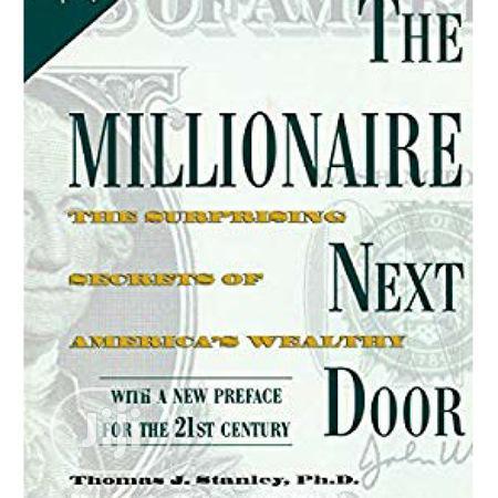 The Millionaire Next Door.Free Delivery