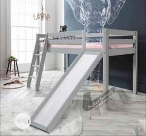 Children's Bunk Beds With Stairs Slide   Children's Furniture for sale in Lagos State, Lekki