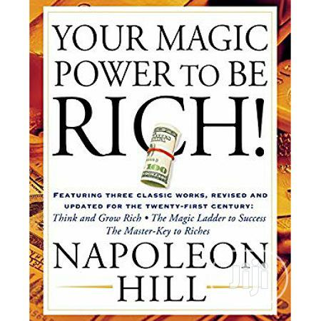 Archive: Your Magic Power to Be Rich