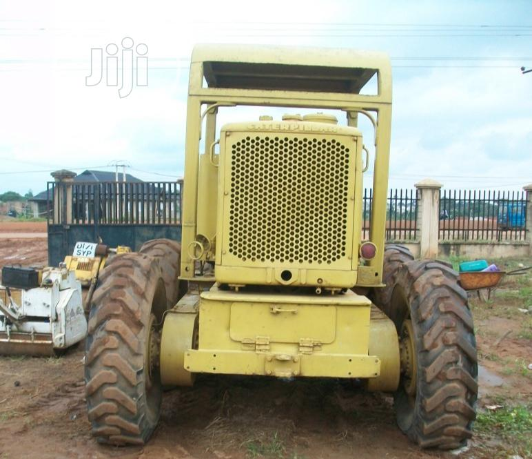 Archive: Caterpillar Motor Grader 12F For Sale