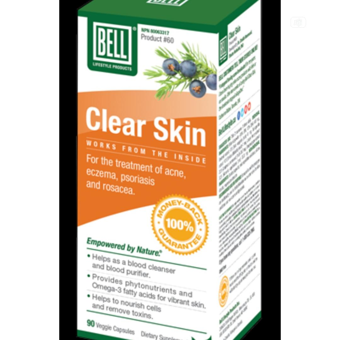 Clear Skin - For Skin Disorder (Acne, Eczema, Psoriasis Etc)