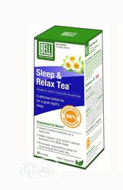 Sleep Relax Tea - Aids Gentle Calm Relaxation   Vitamins & Supplements for sale in Lagos State, Ikeja