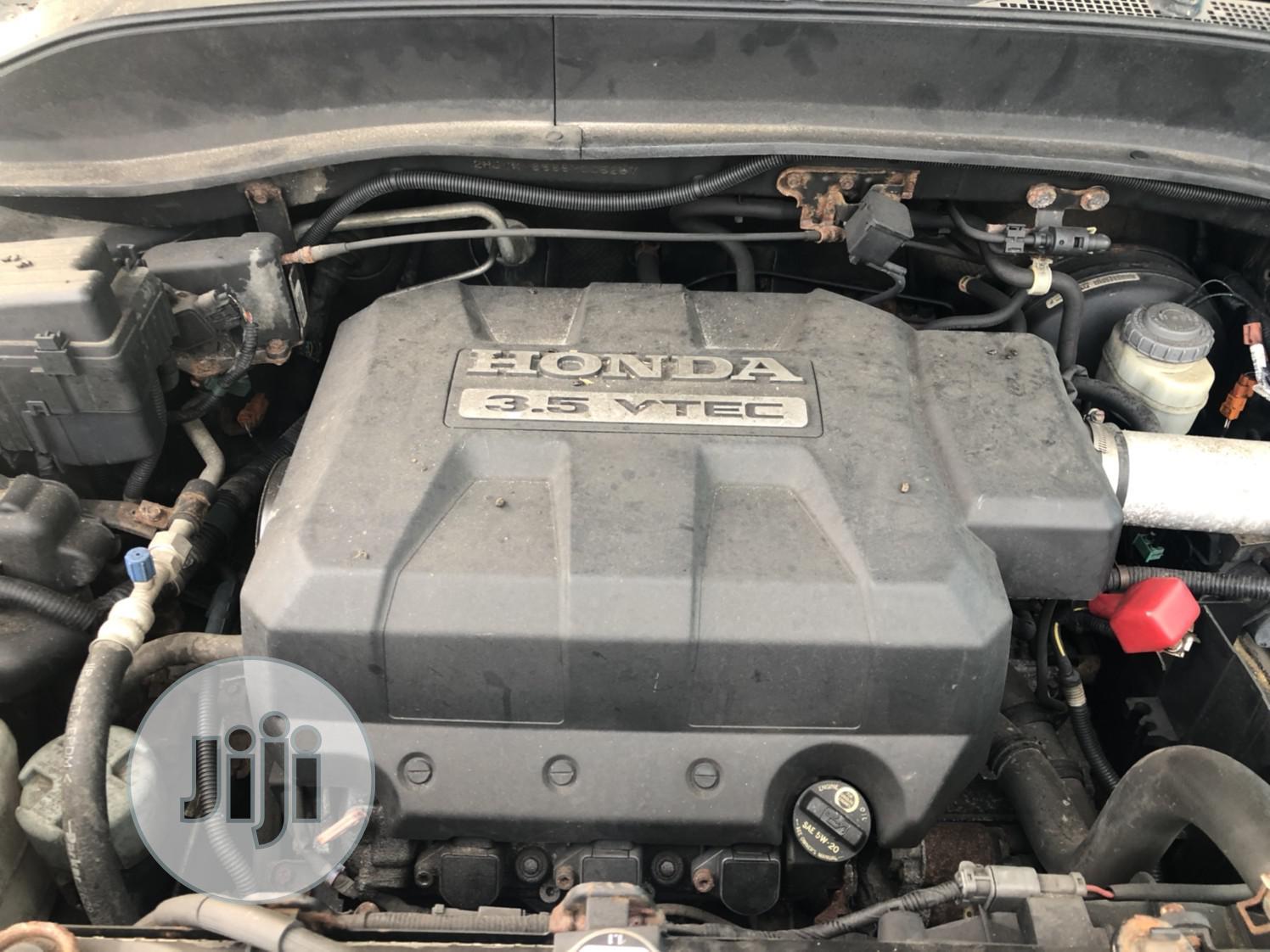 Honda Ridgeline 2006 RTL Black | Cars for sale in Lekki, Lagos State, Nigeria