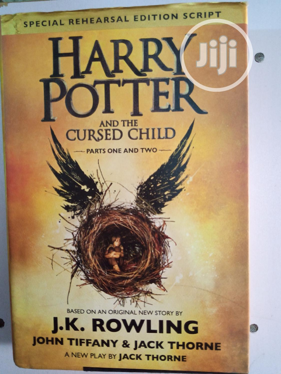 Harry Potter And The Cursed Child By J.K Rowling