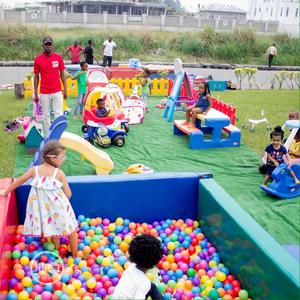 Toddlers Haven Kiddies Play Area Bouncing Castle Giant Slide Popcorn   Party, Catering & Event Services for sale in Lagos State, Ikoyi
