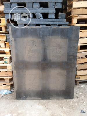 Strong Black Rubber Pallets | Building Materials for sale in Lagos State, Agege