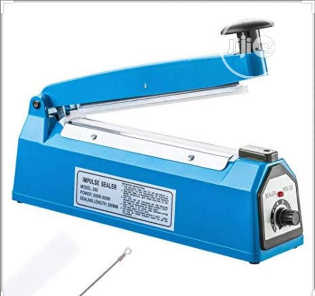 Commercial Scale Sealing Machine