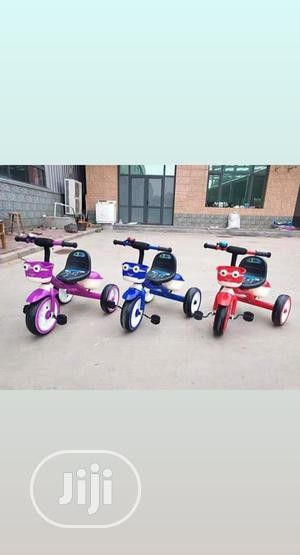 Children Tricycle - Blue, Red And Brown | Toys for sale in Lagos State, Ikorodu