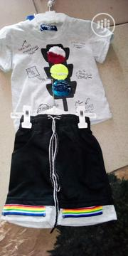 Boys Top and Short. | Children's Clothing for sale in Lagos State, Ikorodu