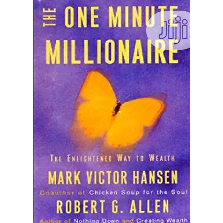 The One Minute Millionaire.Free Delivery
