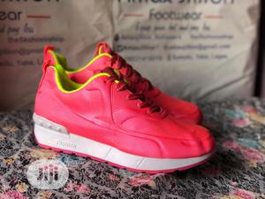 Neon Pink Sneaker 37/38   Shoes for sale in Lagos State, Shomolu