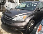 Honda CR-V 2011 EX 4dr SUV (2.4L 4cyl 5A) Gray | Cars for sale in Lagos State, Surulere