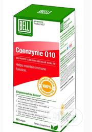 Coenzyme Q10 - For Cardiovascular Health. Super Antioxidant | Vitamins & Supplements for sale in Lagos State, Ikeja