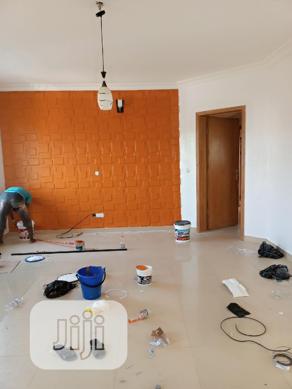 Wall Panel Installation