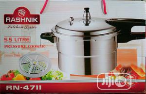 Rashnik Pressure Pot / Cooker 5.5ltrs | Kitchen Appliances for sale in Oyo State, Ibadan
