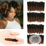 Kinky Curly Synthetic Crochet Hair | Hair Beauty for sale in Lagos State, Shomolu