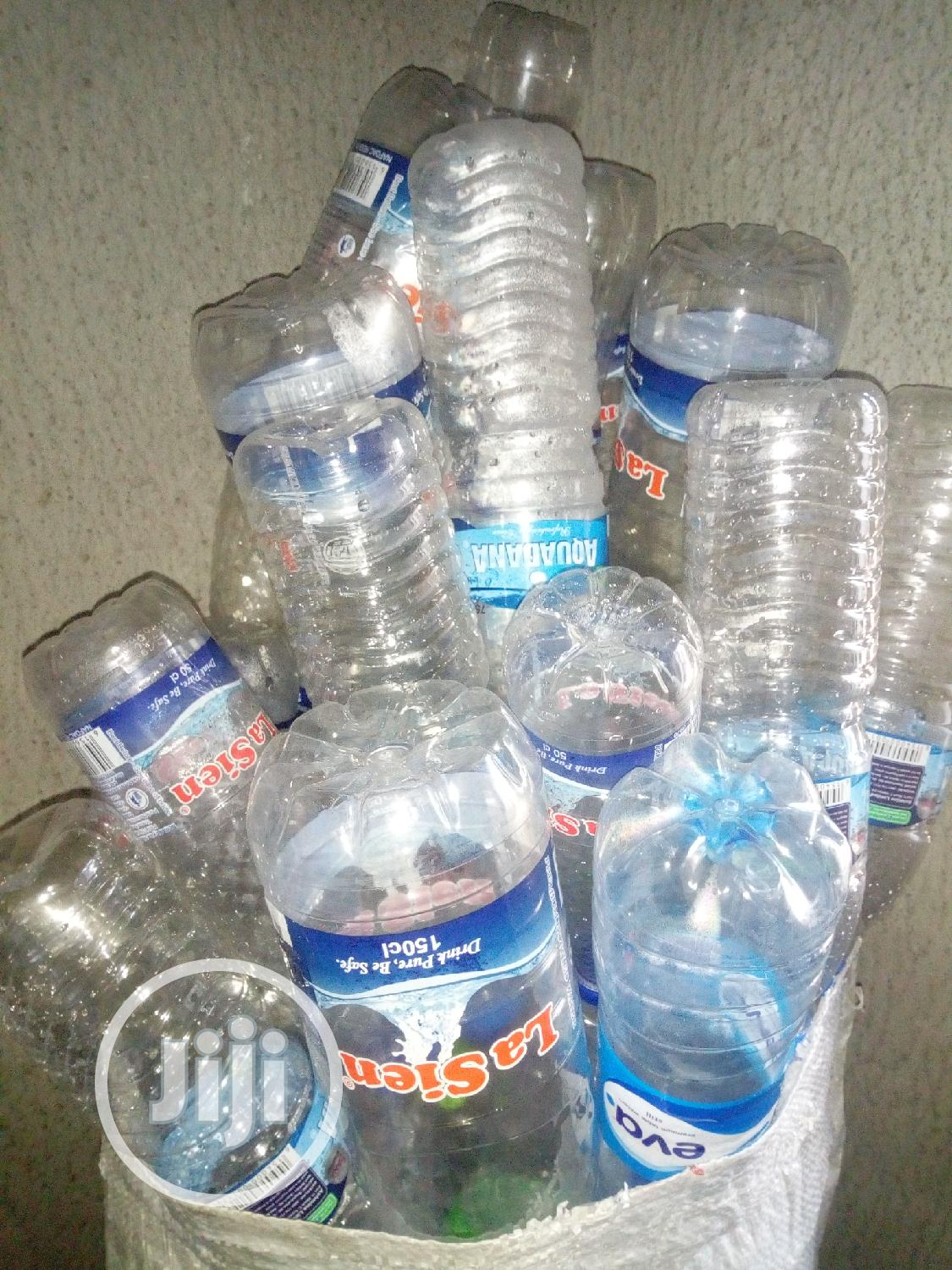 Archive: Neatly Used Pet Plastic Bottles