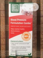 Blood Pressure Combo To Stabilize Blood Pressure Levels | Vitamins & Supplements for sale in Lagos State, Ikeja