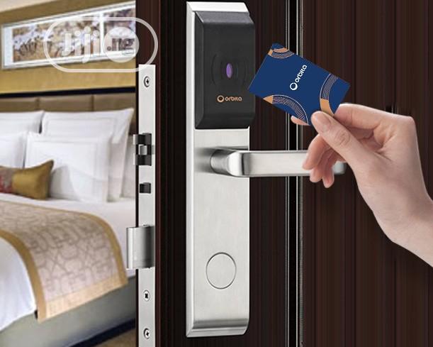 Archive: Hotel Card Door Lock