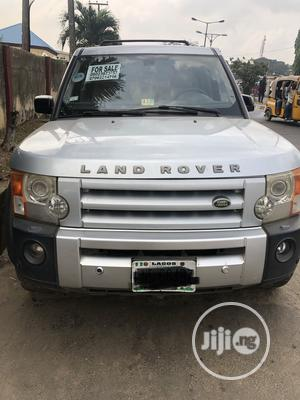 Land Rover LR3 2006 SE Silver | Cars for sale in Lagos State, Kosofe